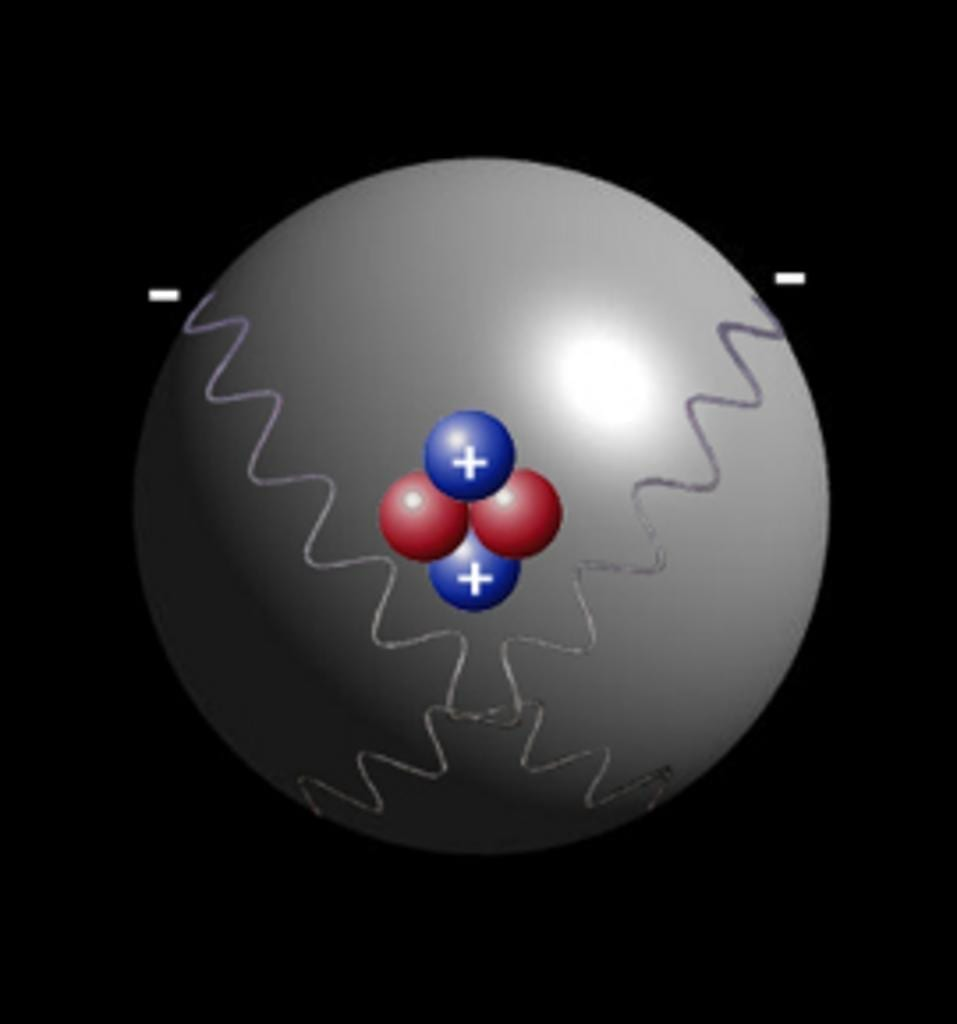 picture of an atom