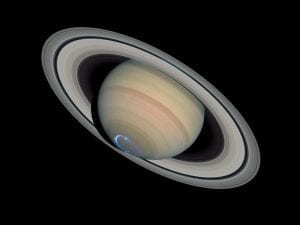 what color is saturn