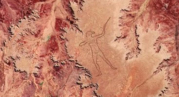 who made the marree man