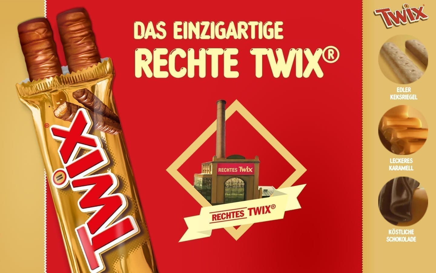 facts about twix