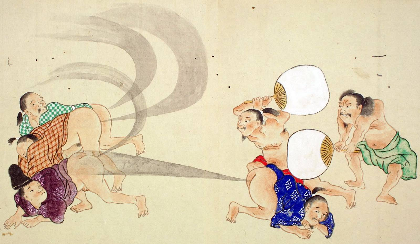 japanese fart wars