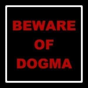 what does dogma mean