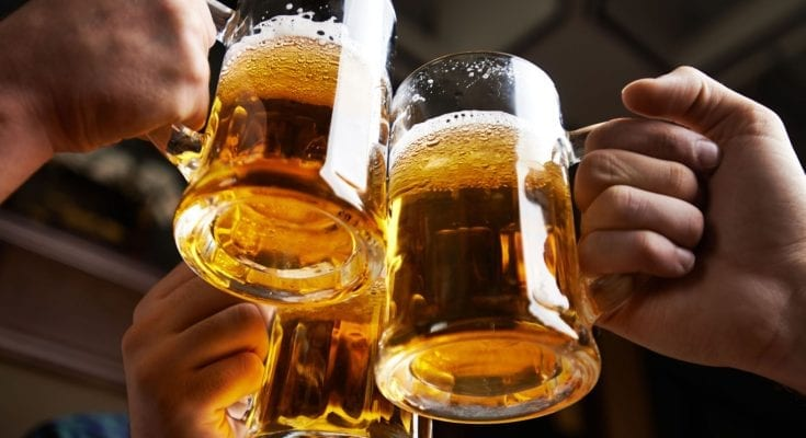 Archaeologists discover 'first beer ever brewed in the UK'