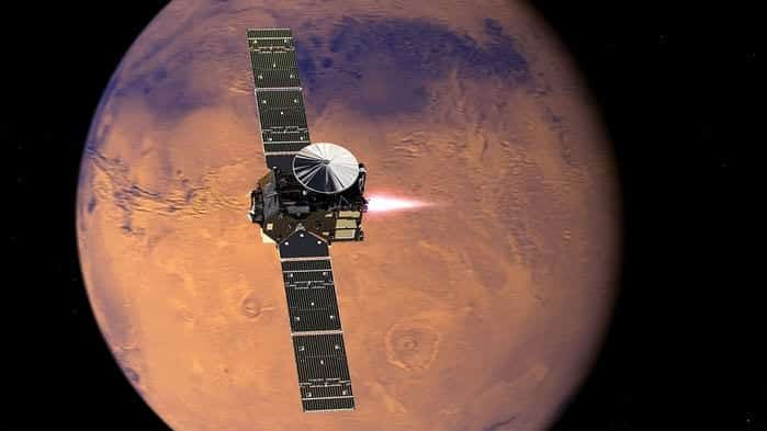 Remember the Discovery of Methane in the Martian Atmosphere? Now Scientists Can't Find any Evidence of it, at all