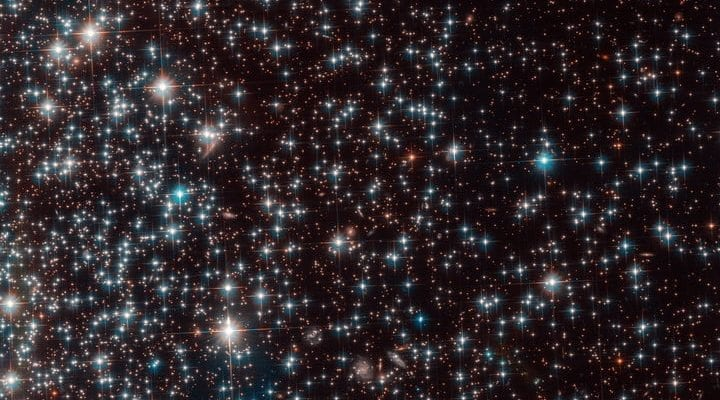 Astronomers make an accidental discovery: the tiny dwarf galaxy Bedin 1