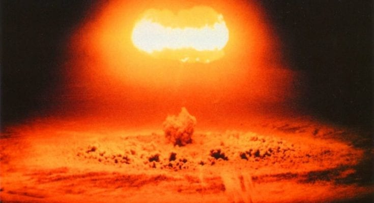 interesting facts about nuclear testing