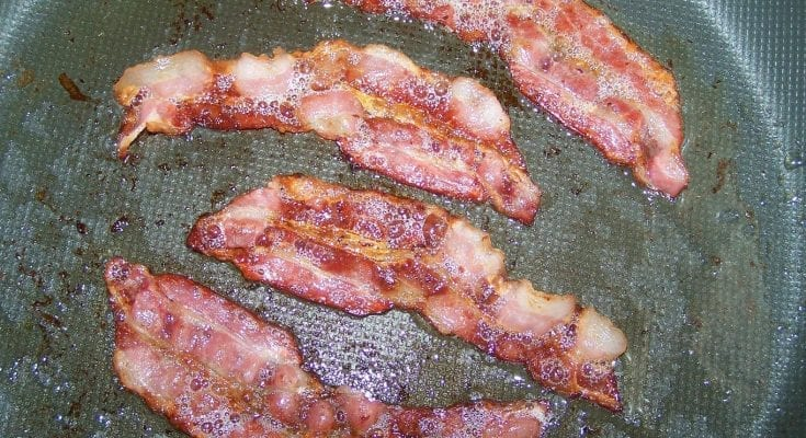 interesting facts about bacon