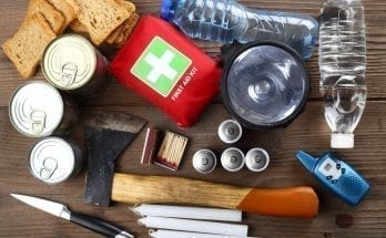 prepper survival bag