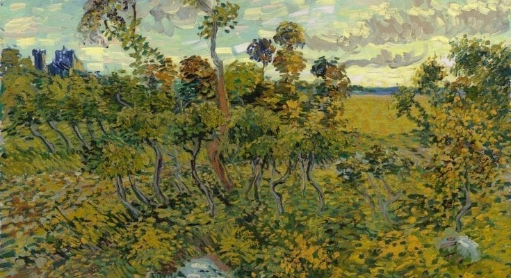 facts about van gogh