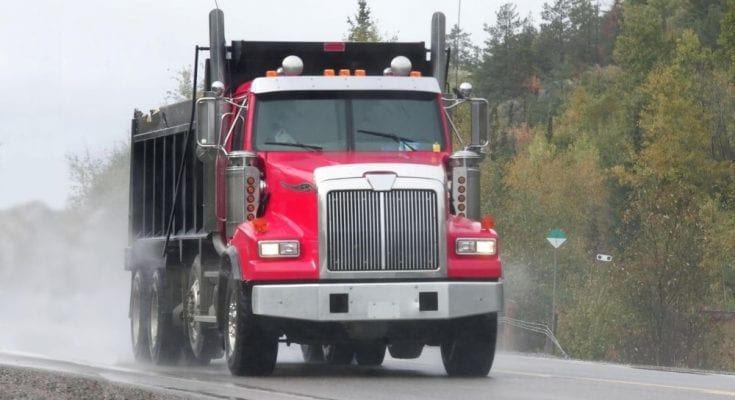 The Different Types of Dump Trucks