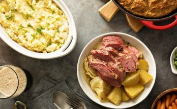 The History Behind Corned Beef and Cabbage