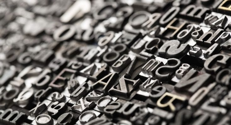 A Brief History of Letterpress Printing