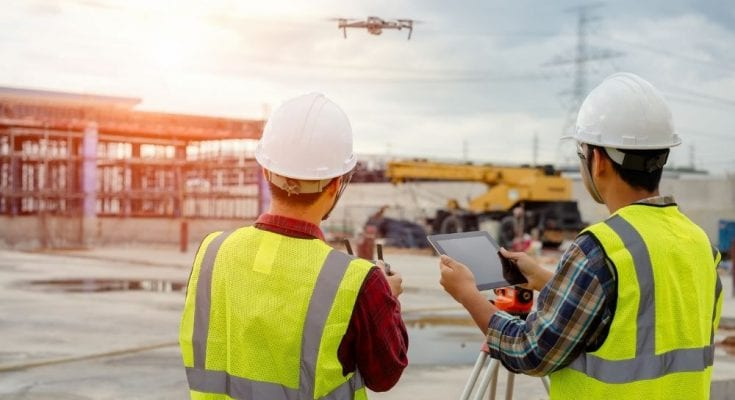 Latest Technology Trends for Construction