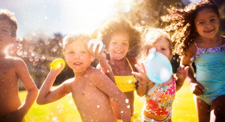 How to Keep Children Busy During Summers