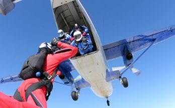 Careers That Involve Jumping Out of a Plane