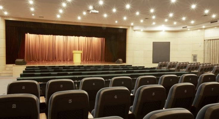 The Different Types of Audience Seating