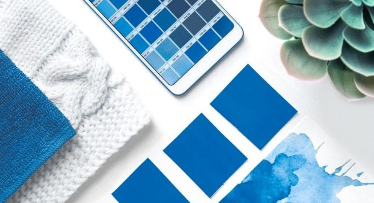 Hue Cares: What the Color Blue Can Do for You