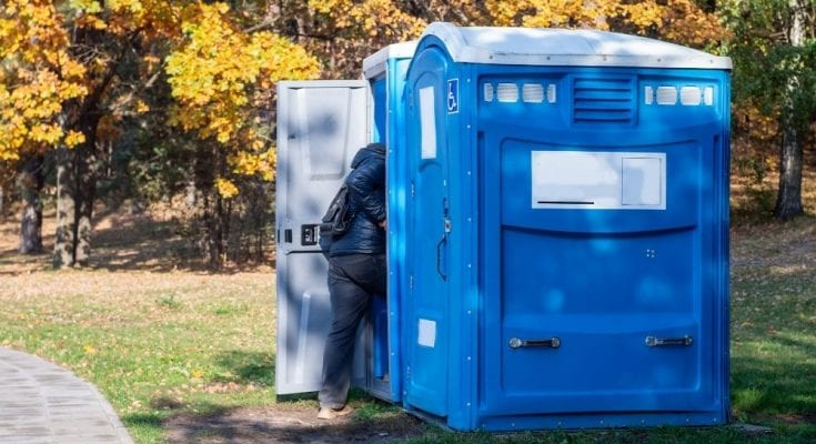 How To Clean a Portable Toilet Rental