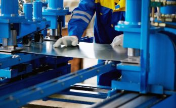 Different Types of Sheet Metal Machinery and Their Uses