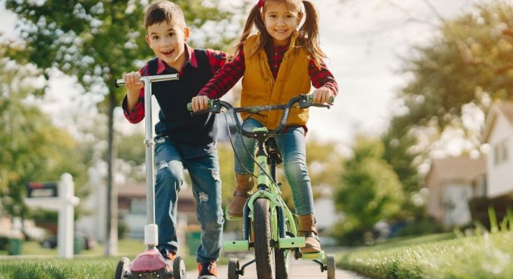 Activities That Will Get Your Kid To Play Outside