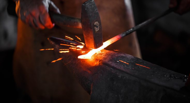 Modern-Day Blacksmith Crafts and Applications