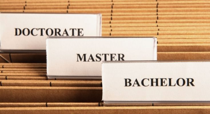 Types of Degrees To Know for After Undergrad