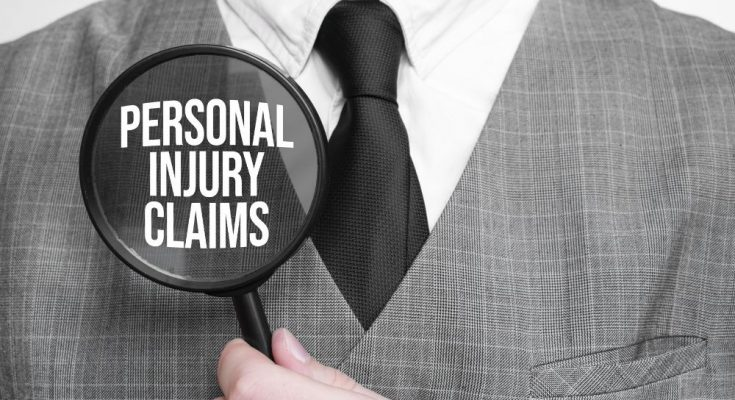 A Guide To Filing a Personal Injury Claim