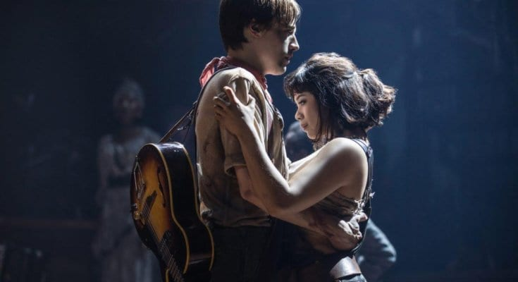 Hadestown Broadway Musical
