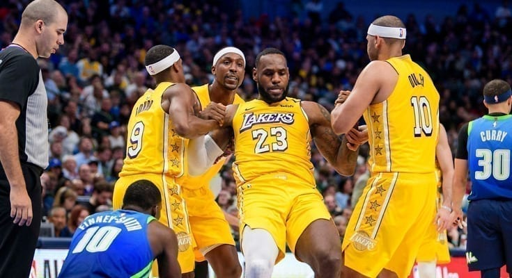 NBA Power Rankings: Lakers Role Players Keep Momentum Without LeBron, AD