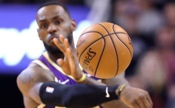 LeBron the Facilitator: Lakers' Star Is Putting On A Passing Clinic