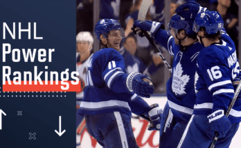 NHL Power Rankings: Maple Leafs, Lightning Rounding Into Form