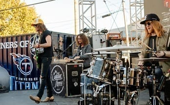 The Cadillac Three Add to 2020 Country Fuzz Tour