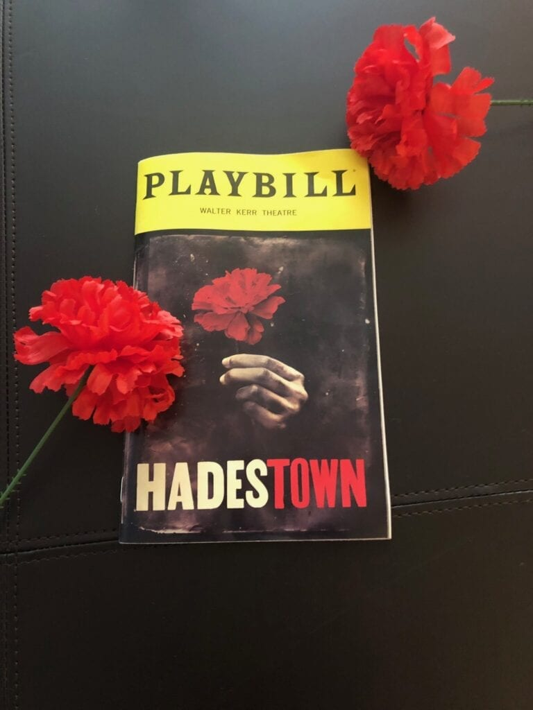 hadestown cast recording