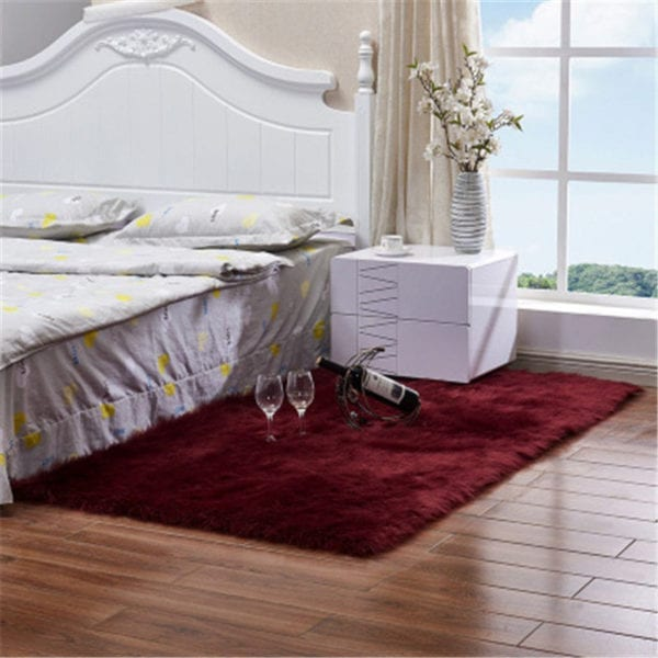 at home area rugs