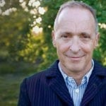 portrait photo of David Sedaris