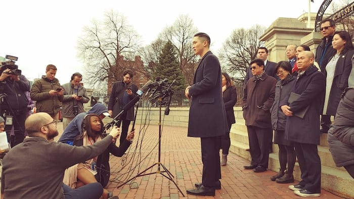 ASIAN AMERICAN PRESS CONFERENCE