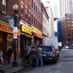 Chinatown restaurants coronavirus