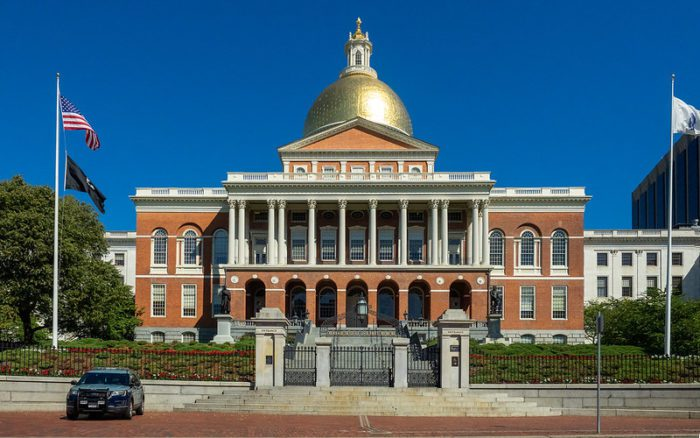 """""""Boston -Massachusetts State House"""" by ajay_suresh is licensed under CC BY 2.0"""
