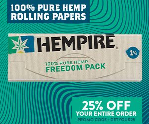 HEMPIRE FREEDOM PACK 25% OFF